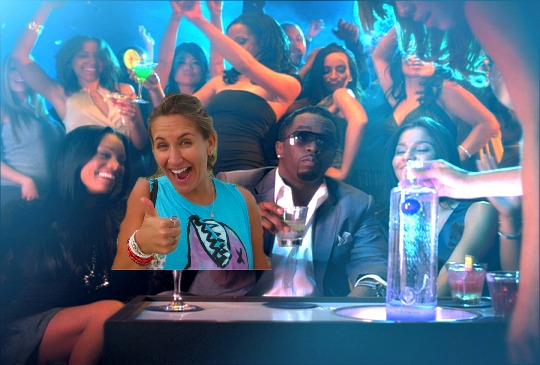 party with pdiddy