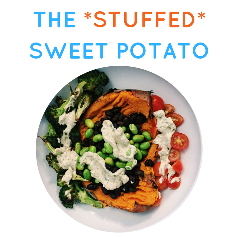 Super Stuffed Baked Potatoes: 5 Healthy Meals With ZERO [annoying] Measuring