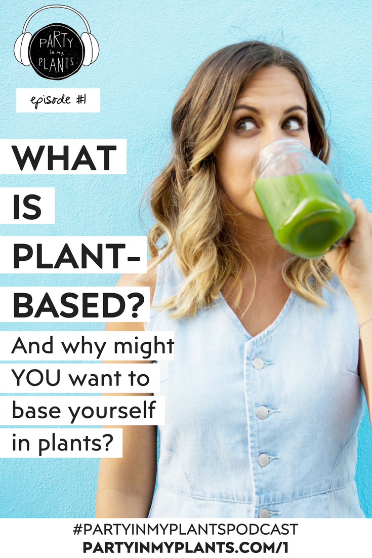 what is plant-based